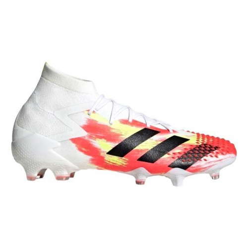 Predator Mutator 20.1 FG - White/Pink/Yellow