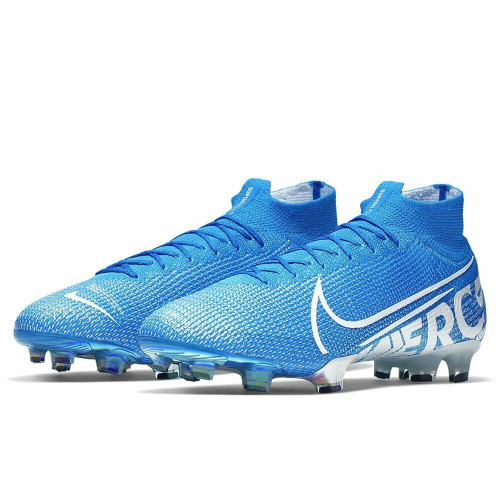 Superfly 7 Elite FG - Sky/White