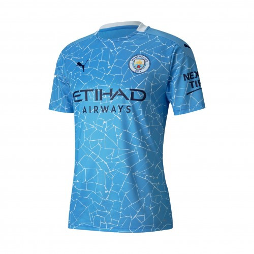 Manchester City 2020/21 Home Jersey