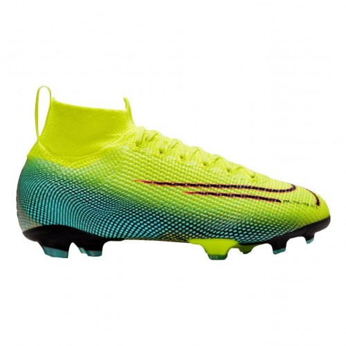 YOUTH - Superfly 7 Elite MDS FG - Yellow/Blue/Green