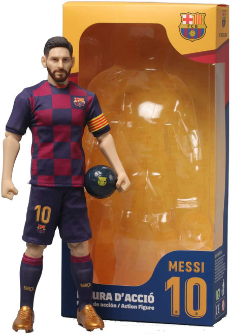 Messi Collectible Action Figure