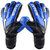 Arkano Spine Semi - Blue Goalkeeper Gloves
