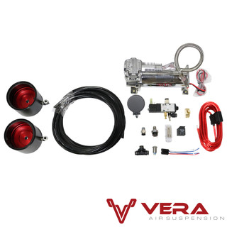 VERA V-ACK + Gold Tankless Control System (12MM) #TH-ACK03-12