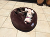 'Supreme Slumber' Plush Soft Round Pet Bed