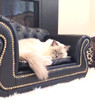'King of Comfort' PU Leather Luxury Pet Sofa