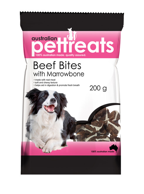 Natural Beef Bites with Marrowbone T-Bones