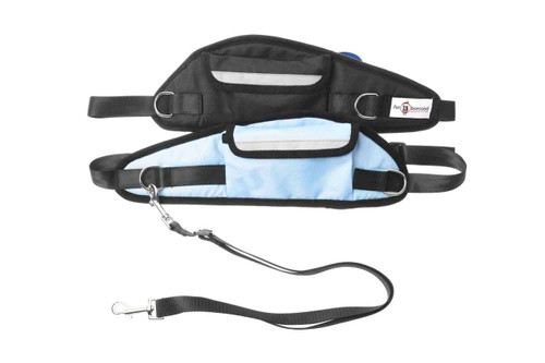 Strong Hands-Free Dog Leash (Waist-Attachable)