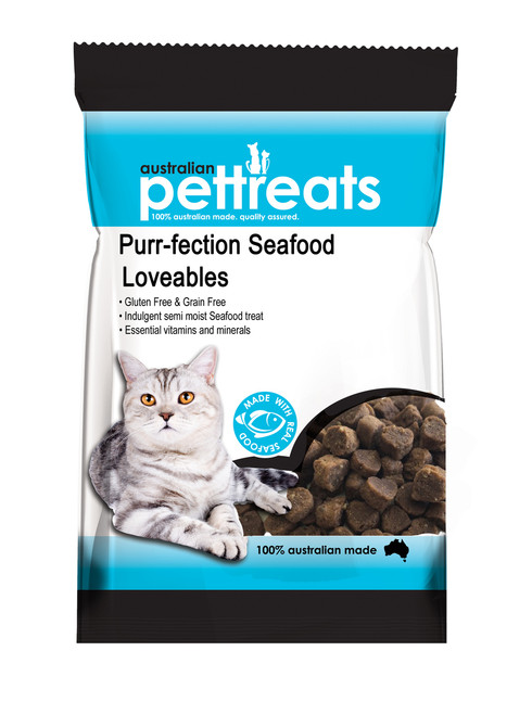 Seafood Loveables Gluten & Grain Free 80g