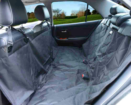 Quilted Waterproof Oxford Pet Car Seat Cover