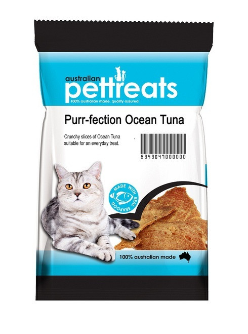 Healthy Treat - High In Protein Ocean Tuna 40g