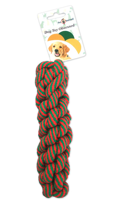 'Thick Rope and Chew' Tough Dog Chew Toy