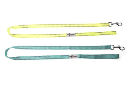 Reflective Neon Night Safety Dog Leash