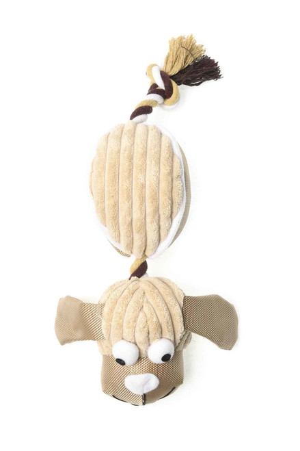 'Cuddly Sheep' Cute Large Plush Rope Dog Toy