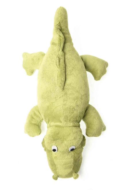'Squeaking Croc' Large Plush Dog Squeaker Toy