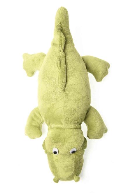 'Squeaking Croc' Large Plush Dog Squeaker Toy