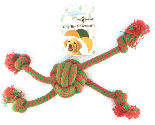 'Tug-Of-War' Tough Multi Strand Rope Dog Chew Toy