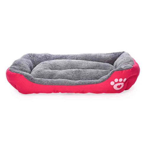 The Pet Obsessed Cute 'Pretty in Pink' Soft Quality Pet Bed