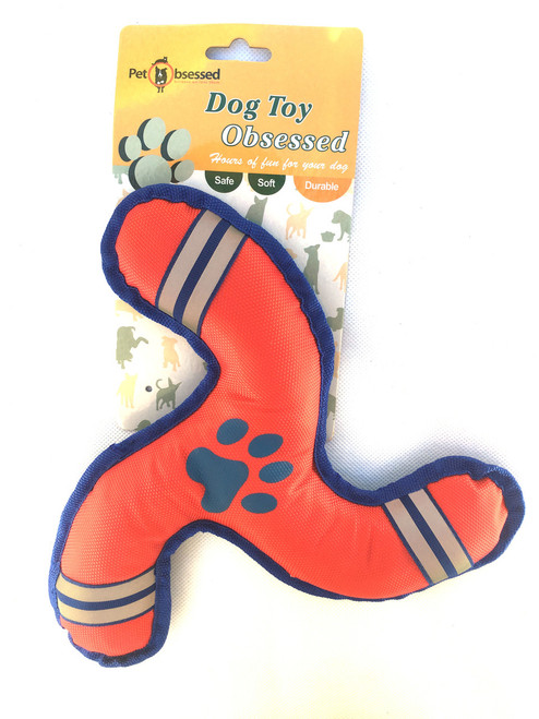 Floating Durable Flying Propeller Dog Chew Toy