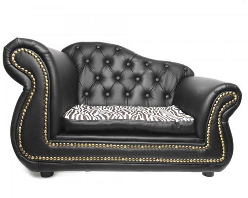 'King of Comfort' PU Leather Luxury Pet Sofa