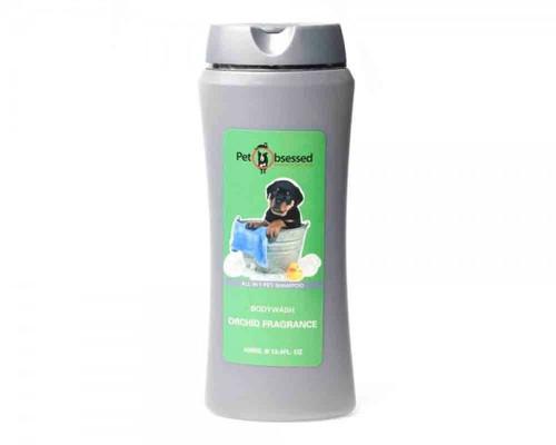 Premium All In One Natural Fresh Pet Shampoo (400ml)