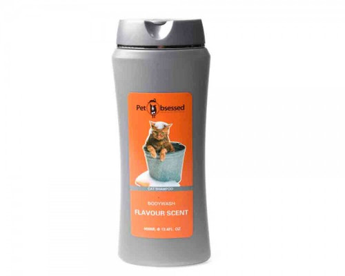 Premium Natural Fresh Smelling Cat Shampoo (400ml)