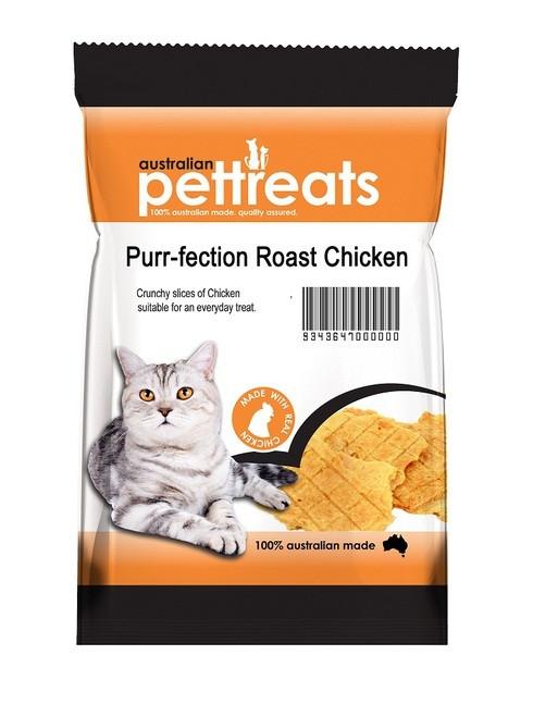 Natural High In Protein Roast Chicken 60g