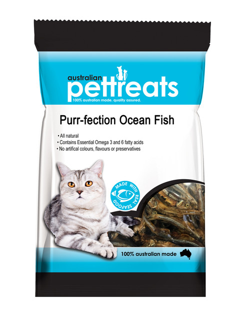 Healthy Air Dried High In Protein Ocean Fish 40g
