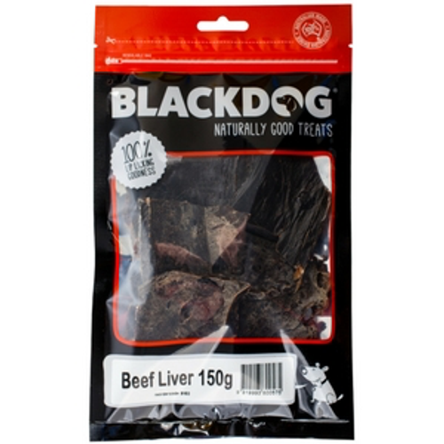 Black Dog Beef Liver
