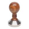 Revolution Fluted Tulipwood Tamper - Craftsmen Series -