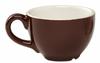 Rattleware Cremaware Cup, 3.5 oz, brown