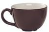 Rattleware Cremaware Cup, 16 oz, brown