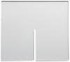 "Rattleware Snap Bin Diagonal Divider, 5"",  Frosted"