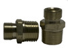 "Mavea 3/8"" MPT to Compression Water Filter Head Fittings Kit"