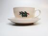 Revolution Limited Edition Coffea Arabica 7oz Cup & Saucer Set