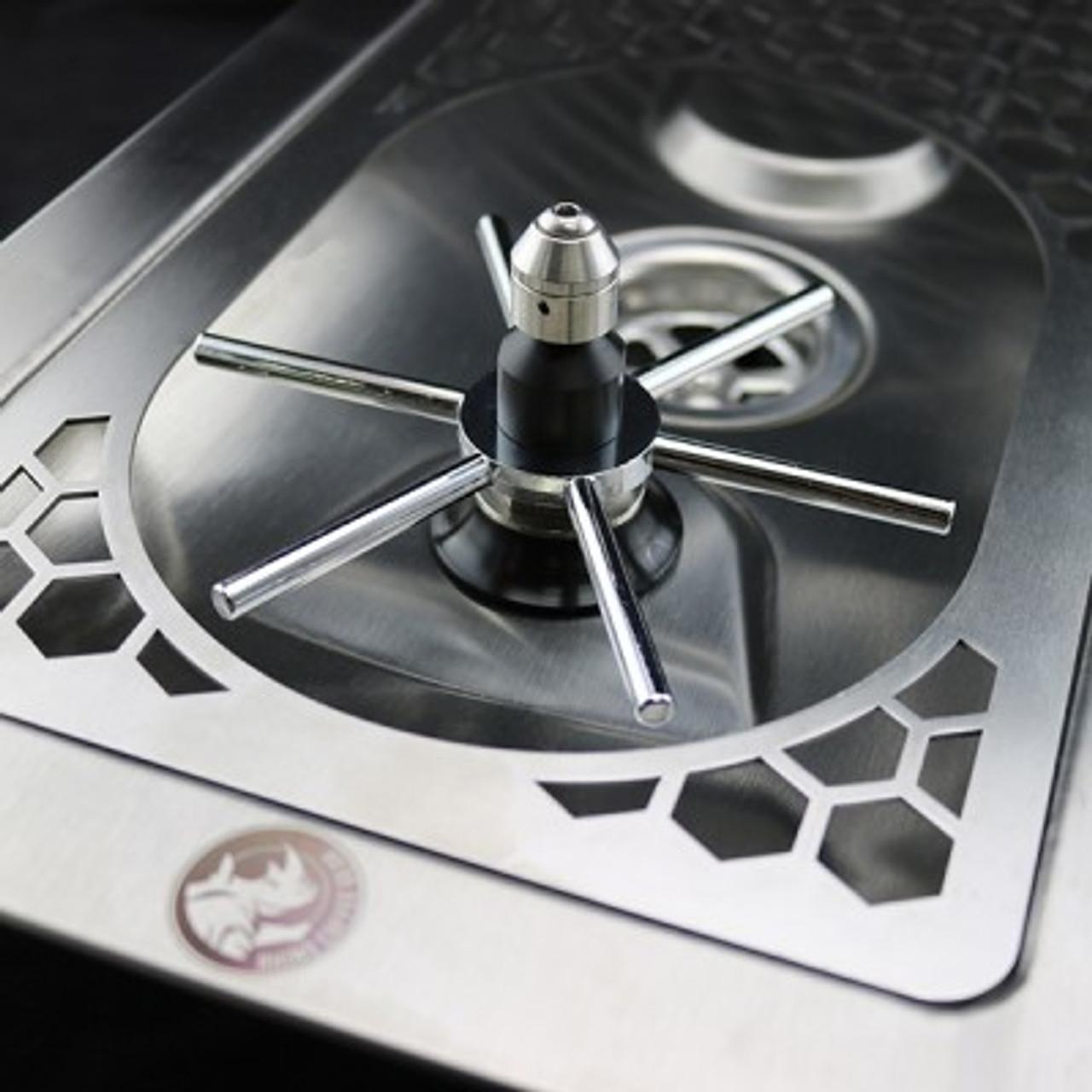 Rhino Coffee Gear Pitcher Rinser 600mm - Spinjet