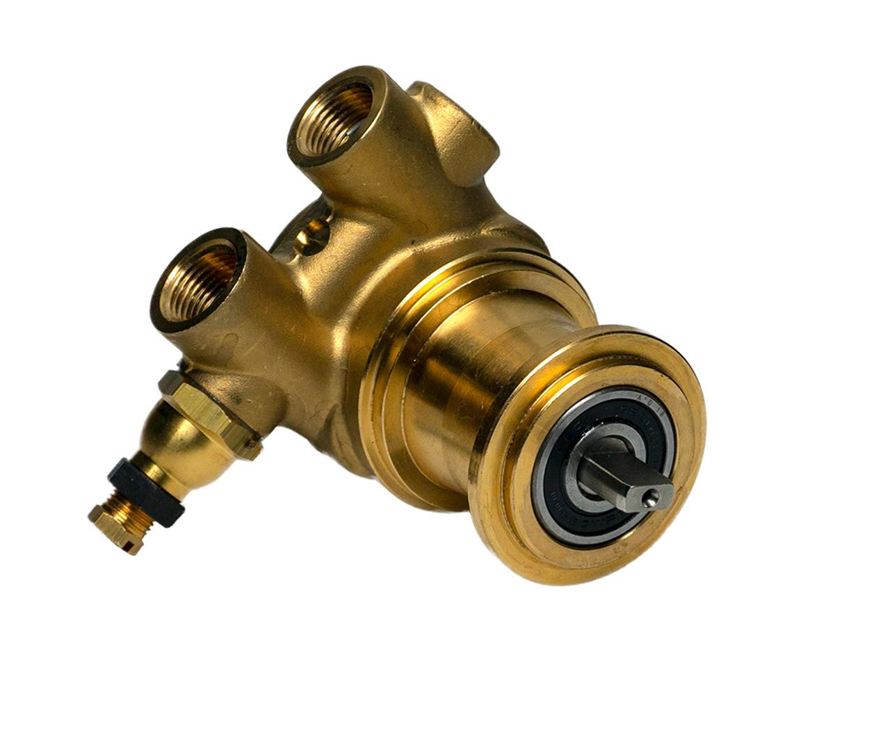 Fluid O Tech rotary vane pump