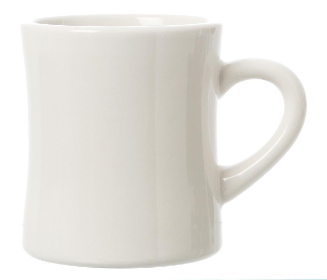 Revolution Diner Mug White, 11 oz
