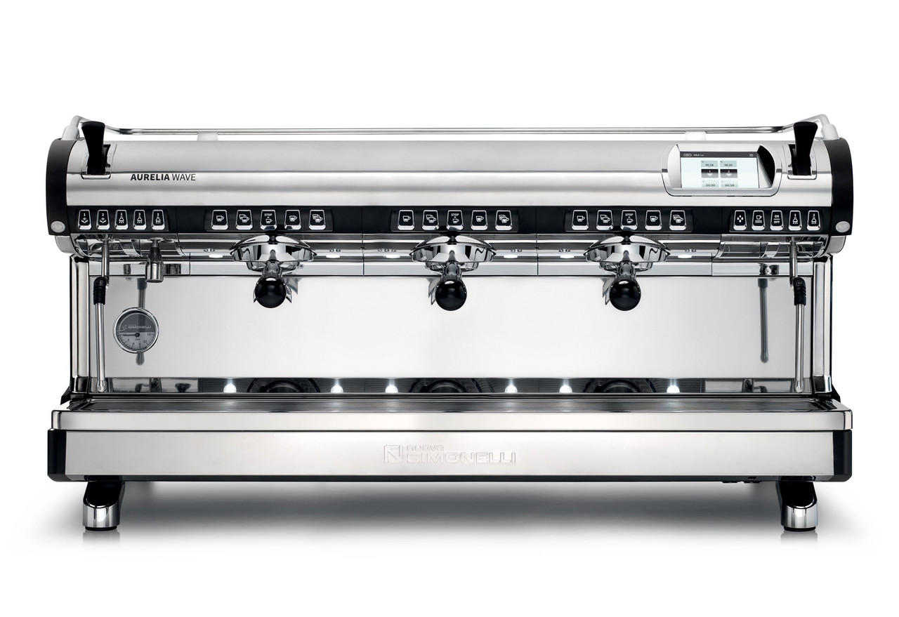 Nuova Simonelli Aurelia Wave Digit (2 Group)