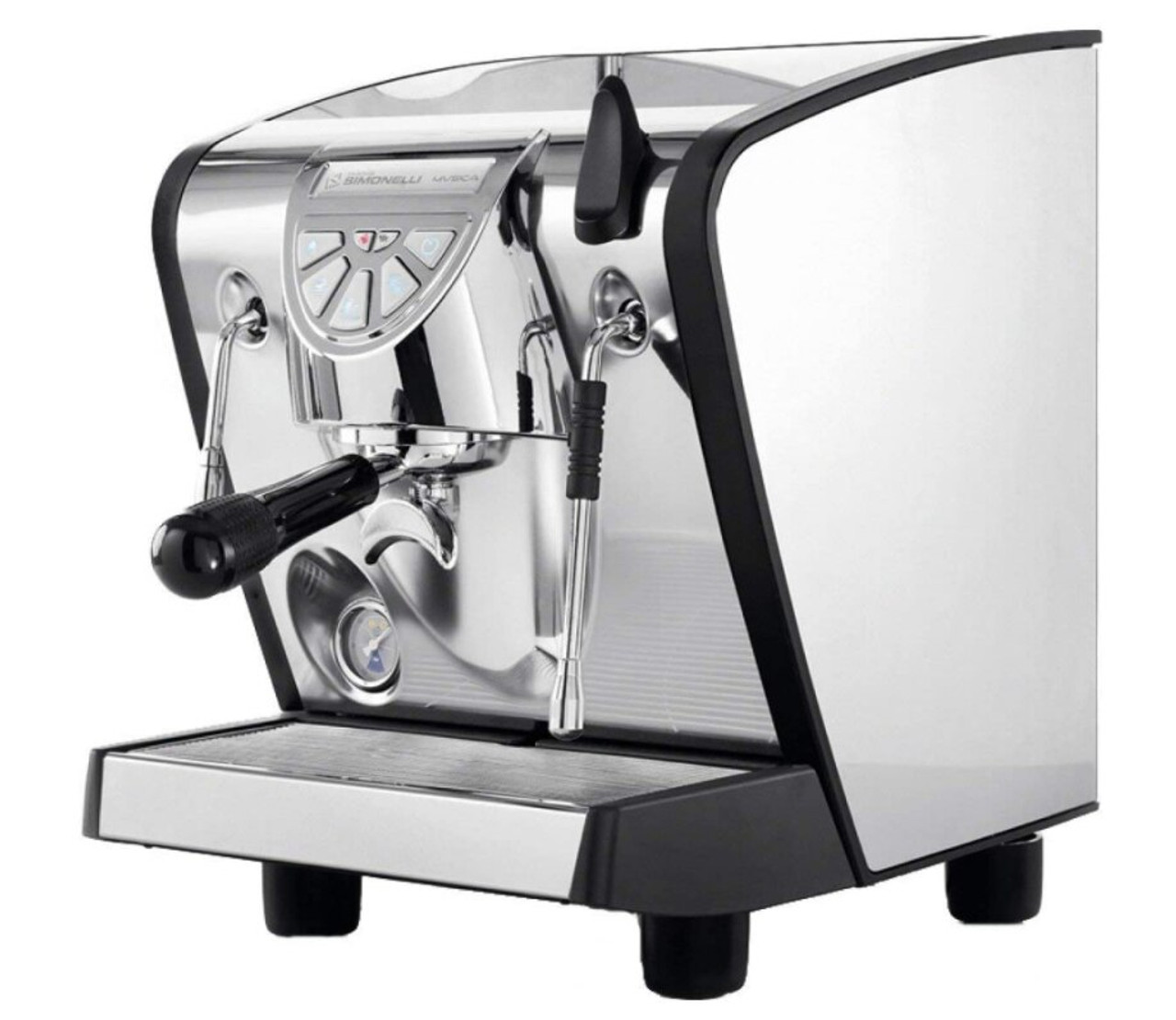 Nuova Simonelli Pour Over Espresso Machine Black