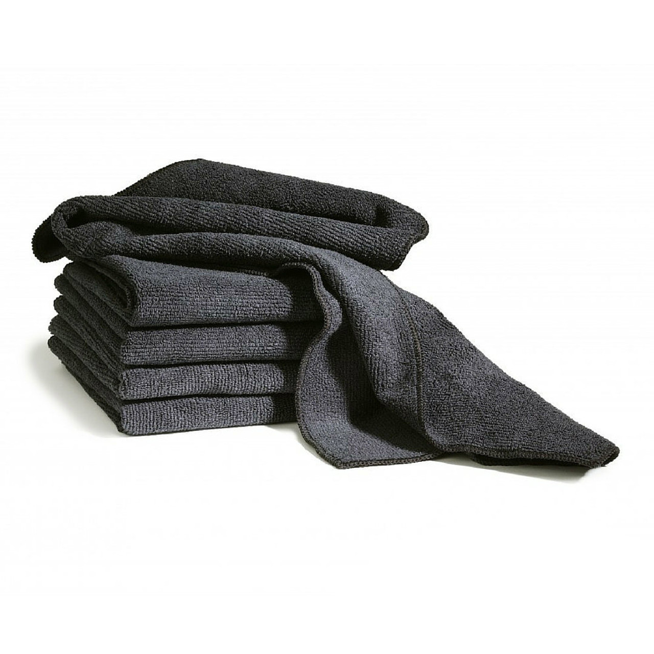 Microfiber Bar Towel-Black