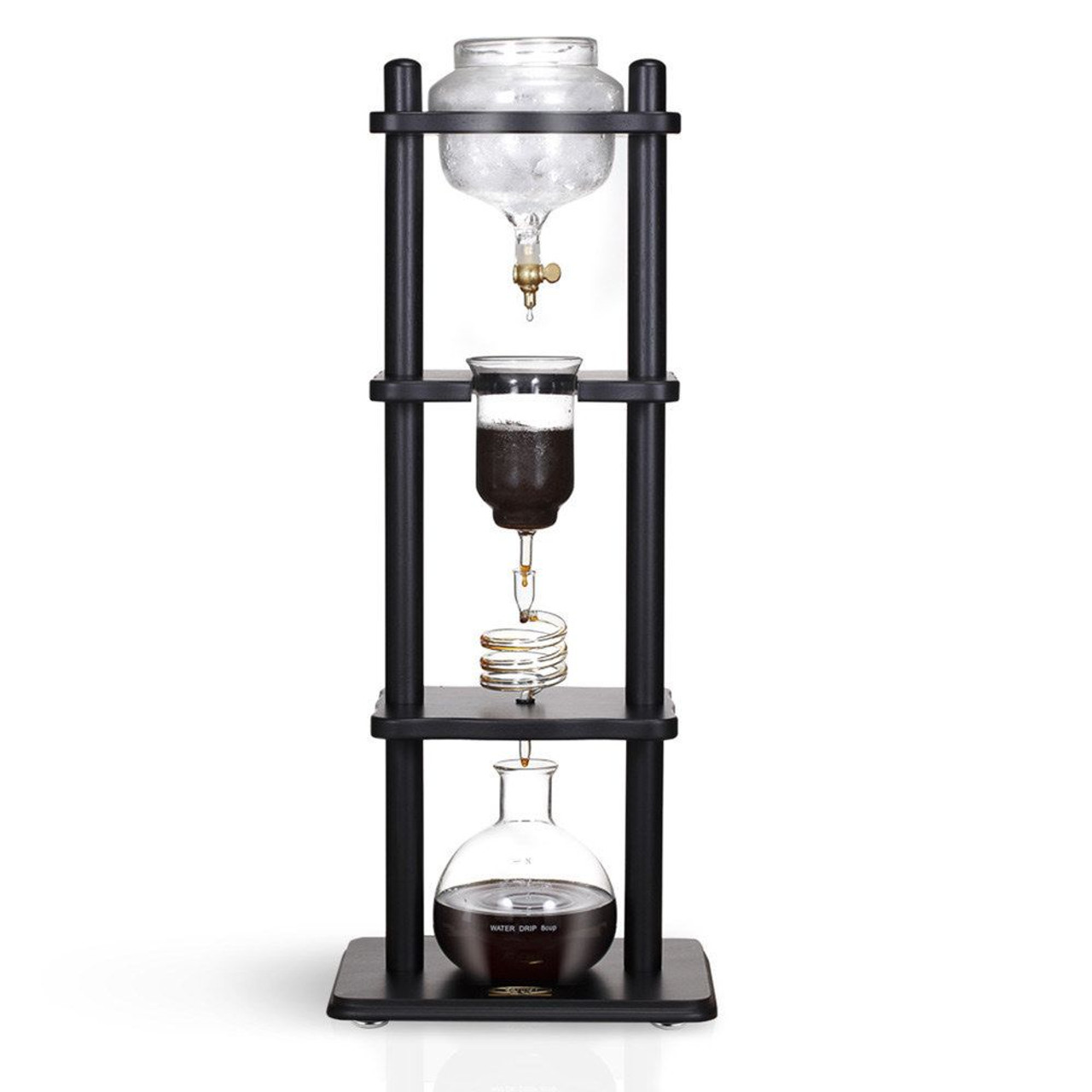 Yama Cold Brew Tower, Small Black