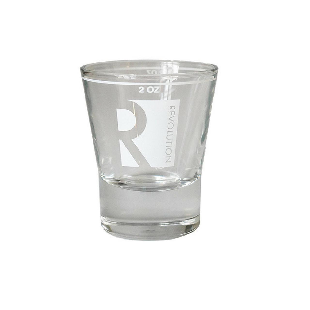 Revolution Flared Shot Glass, 2.5oz