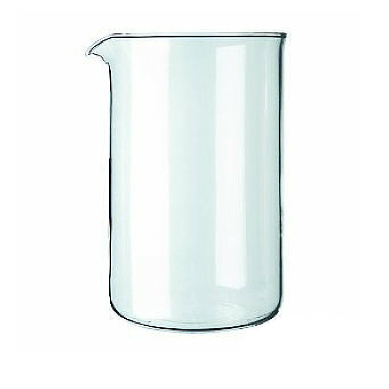 Bodum Replacement Glass Beaker, 12 Cup
