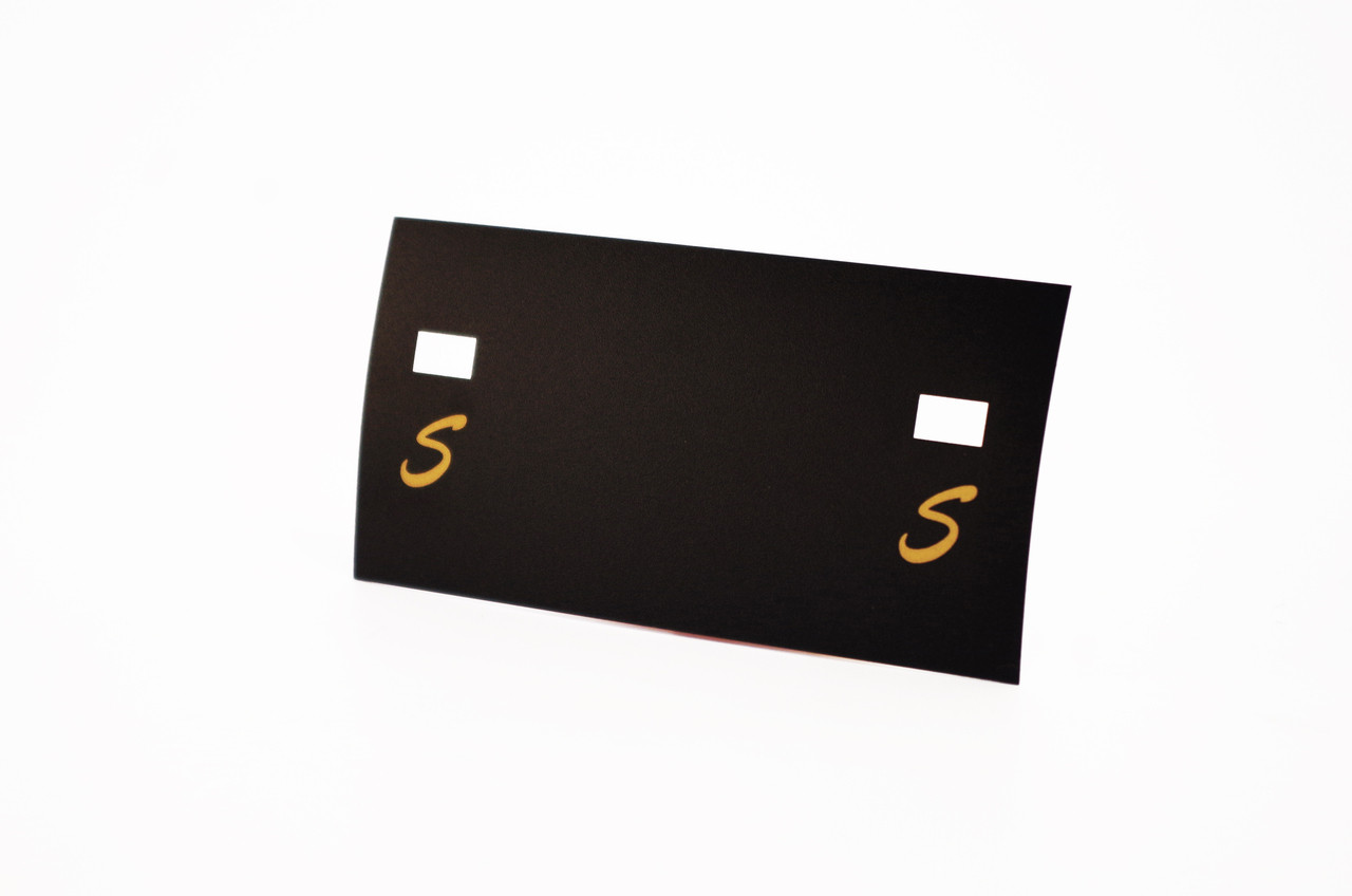 Decal Button Strip for Swift Grinder