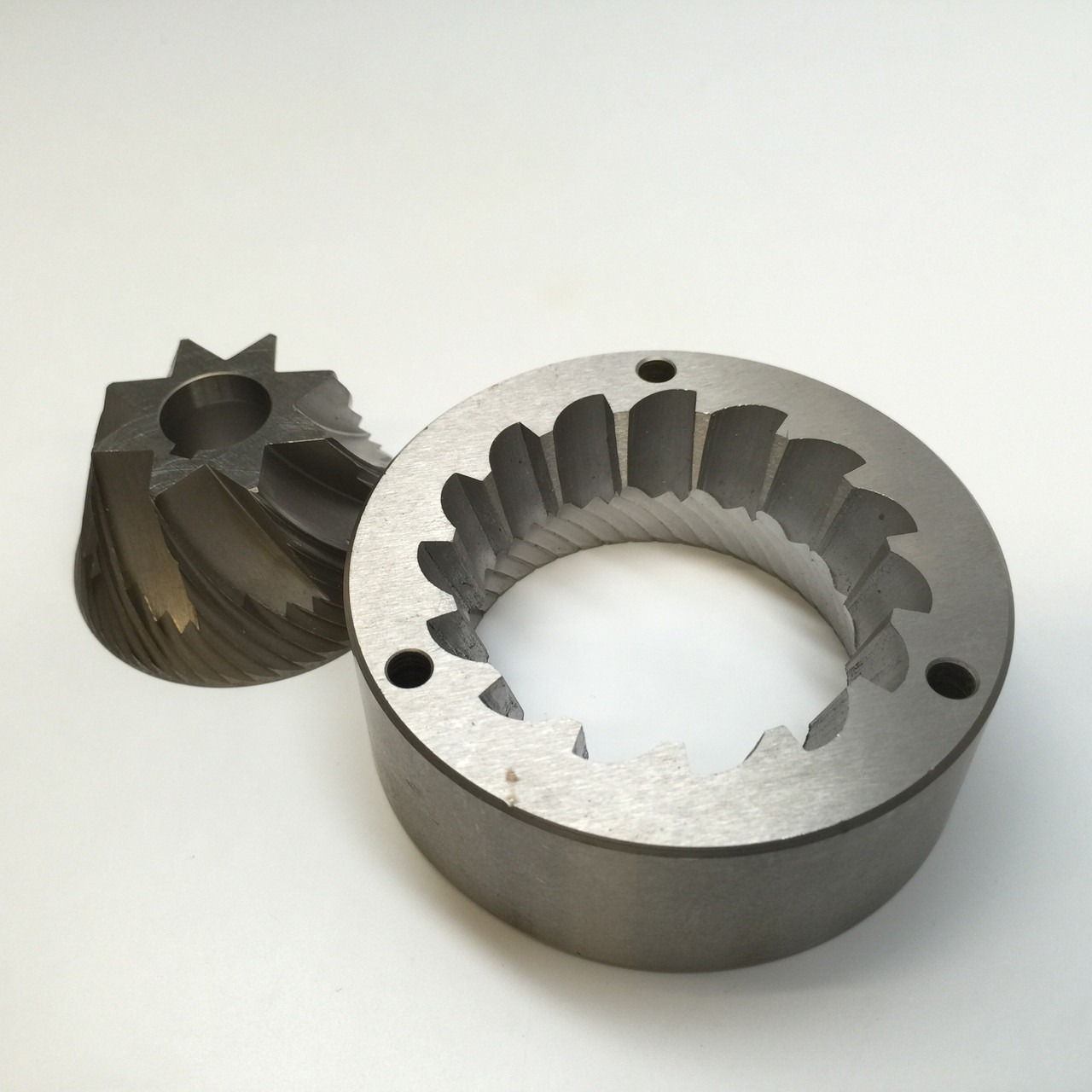 Revolution Grindmore 71 mm Conical Burr Set - fits Mazzer Robur -