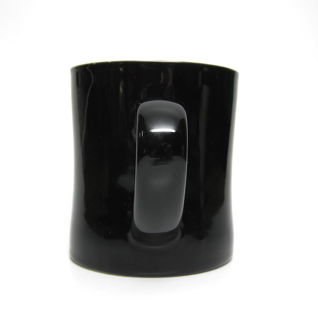 Revolution Diner Mug Black 11 oz