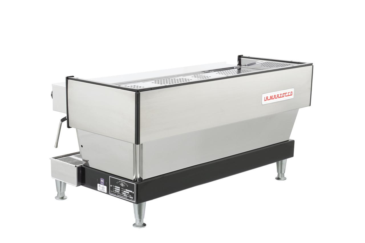 La Marzocco Linea 4 Group AV Auto-Volumetric Espresso Machine (3 group pictured)