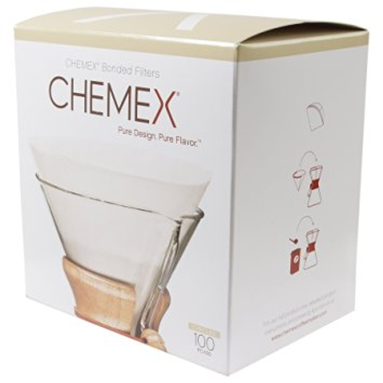 Chemex Filters - Prefolded Circles