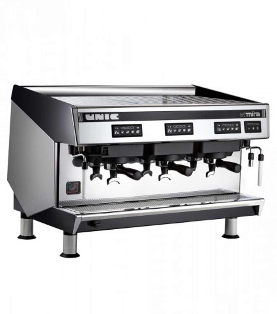 Unic Tri Mira Volumetric Espresso Machine