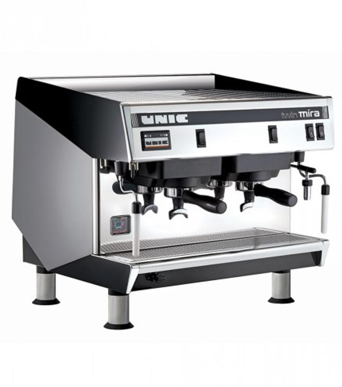 Unic Twin Mira Semi-Automatic Espresso Machine
